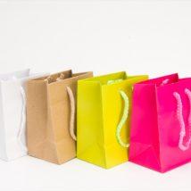 Buste shopper 10x12+6,5 pz.12