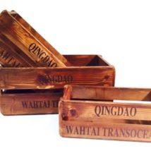 Cassetta legno quingdao gra. 40x25 h.18