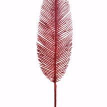Foglia di palma redcm.65 pz.12