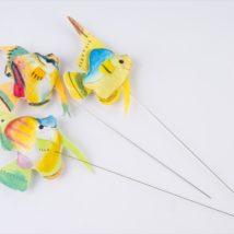 Pesce pick cm.11x6 pz.12
