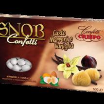 Snob marroni & vaniglia gr.500