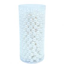 Perle crema/bianco mm.10 pz.500