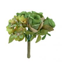 Rose e hydrangea bundle cm.27