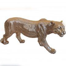 Leopardo cm.82x25 h.37